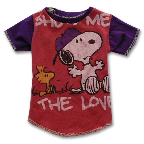Snoopy (Love) Pet Tee
