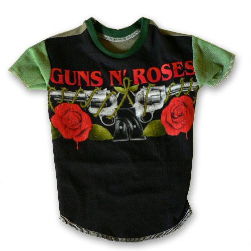 Guns N Roses Pet Tee