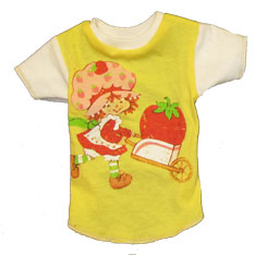 Strawberry Shortcake Pet Tee